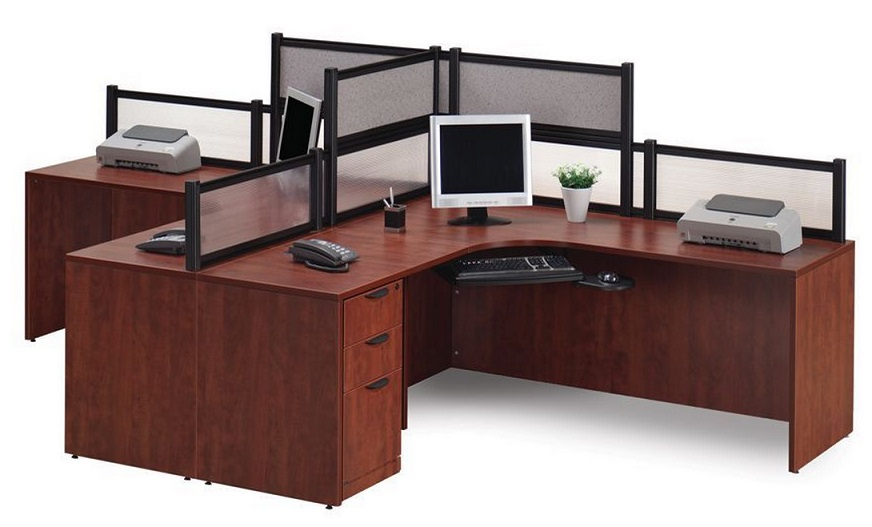 plb25-two-person-workcenter-with-divider-panels