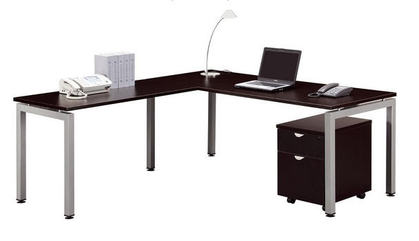 Ndi Office Furniture Elements L Shaped Desk Plt3 L Shaped Desks Worthington Direct