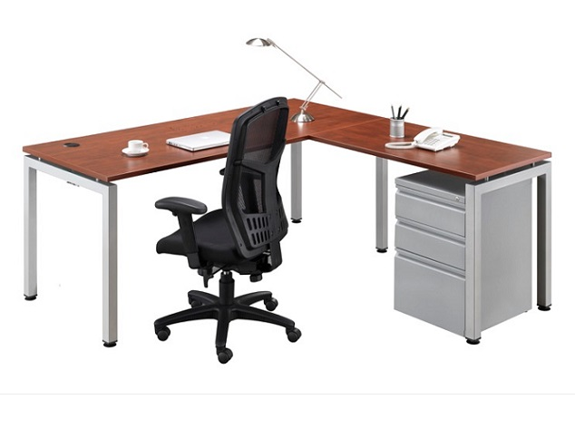 Ndi Office Furniture Elements L Shaped Desk Suite Plt6 L Shaped Desks Worthington Direct