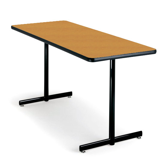 Ki Portico Table X Rectangle Pf Training Seminar Tables - 18 x 60 training table