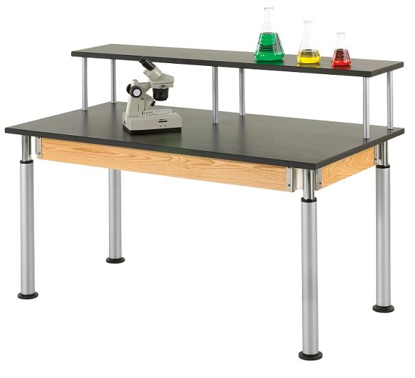 pr8142k-adjustable-height-riser-table-chemguard-laminate-top