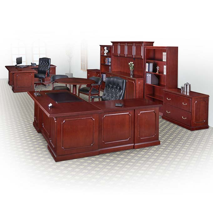 Veneer Desk Collection by Regency