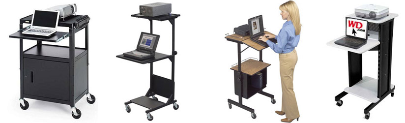 Examples of Projector Stands