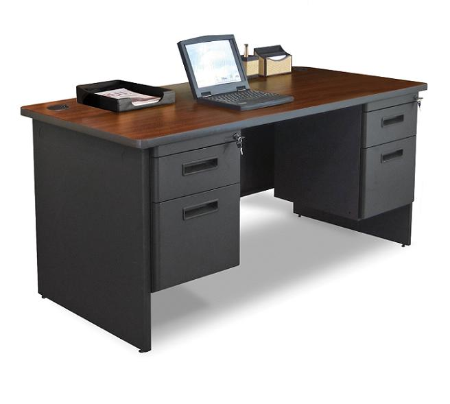 pdr6030dp-pronto-double-pedestal-desk-30-x-60