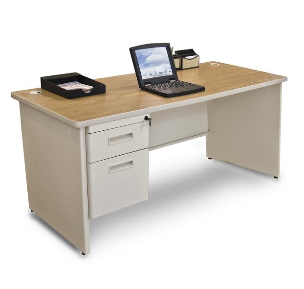 pdr6630sp-pronto-single-pedestal-desk-30-x-66