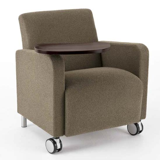 q1431c8-ravenna-series-guest-chair-w-casters-tablet-standard-fabric