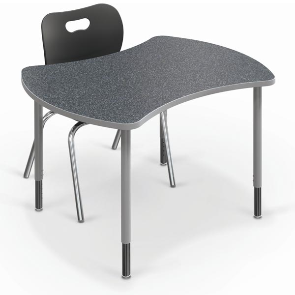Collaborative Student Desks ~ All quad collaborative student desks by balt options