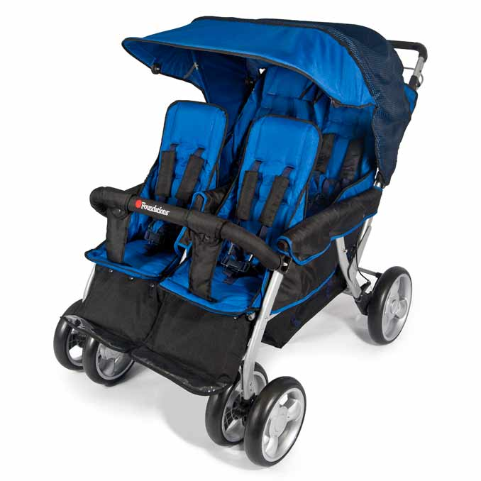 4140037-quad-lx-stroller-blue-and-black