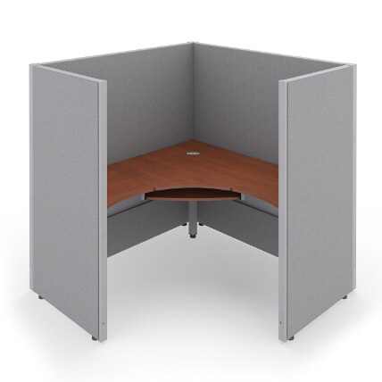 r1x16360v-rize-series-cubicle-1x1-configuration-w-full-vinyl-63-h-panel-5-w-desk