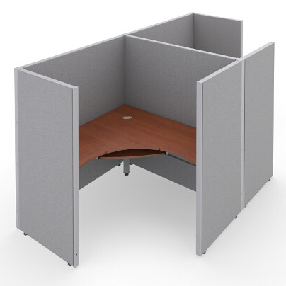 r1x26360v-rize-series-cubicle-1x2-configuration-w-full-vinyl-63-h-panel-5-w-desk