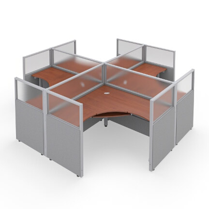 r2x24760p-rize-series-cubicle-2x2-configuration-w-translucent-top-47-h-panel-5-w-desk