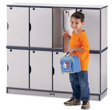 4696jc000-rainbow-accents-stackable-lockers-double