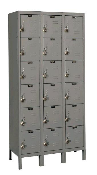 readybuilt-six-tier-3-wide-lockers-w-locks-by-hallowell