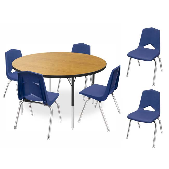 spl2266-xx-18xx-one-48-round-activity-table-six-18-stack-chair-package