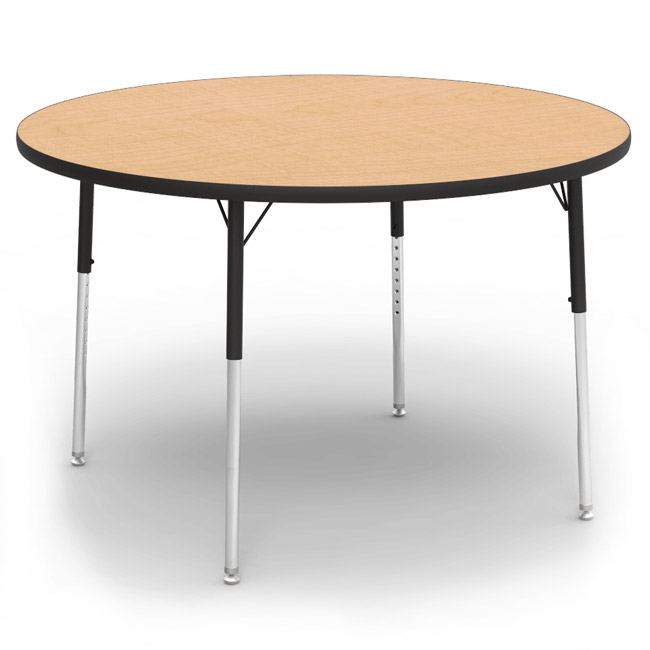 4848r-48-round-2230-legs-adjustable-height-table
