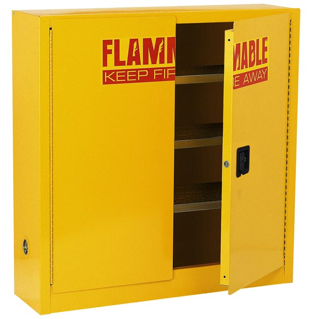 Sc24f Flammable Storage Cabinet 44 Height 3 Adjustable