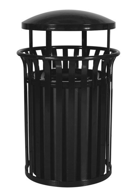 scd-2633-streetscape-classic-outdoor-trash-receptacle-w-rain-canopy
