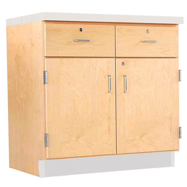 106-3622m-maple-base-cabinet-2-drawers-2-doors