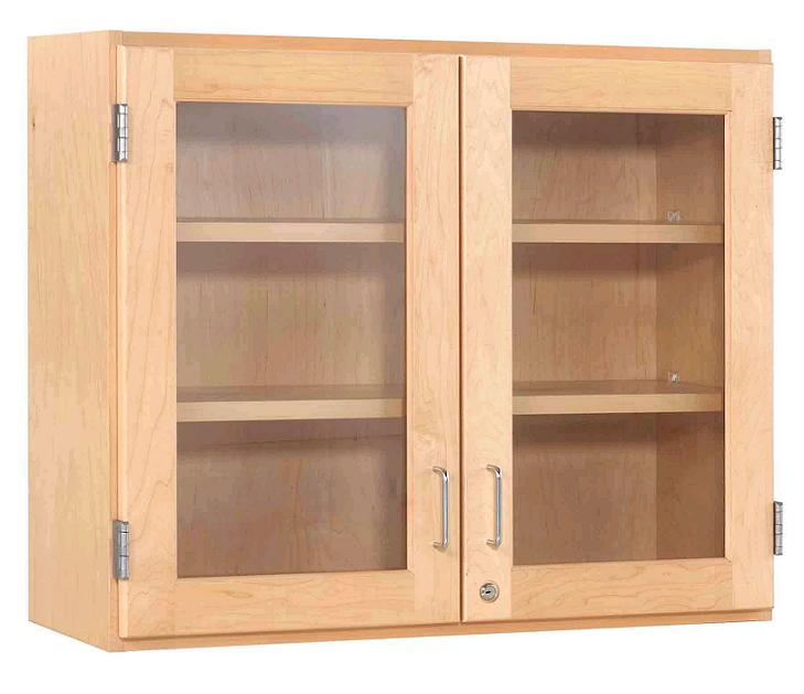 D06 3612m Maple Double Door Wall Cabinet 36