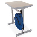 Silhouette Single Student Desk by Smith System