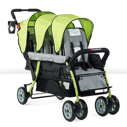 4130299-sport-splash-trio-stroller-lime