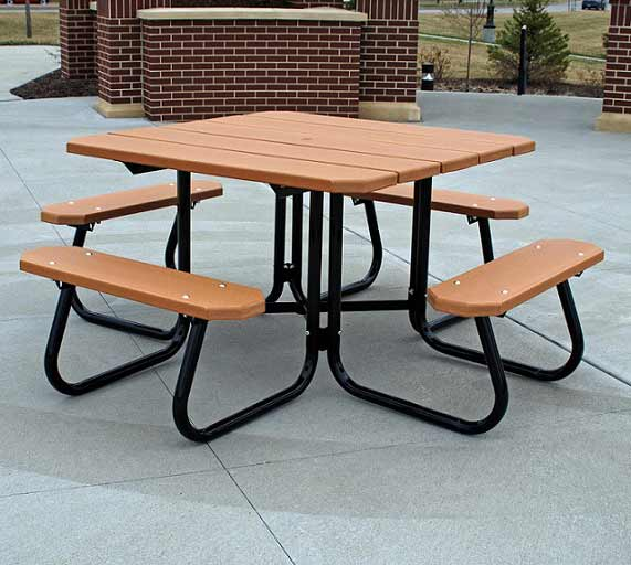square-outdoor-picnic-tables-by-jayhawk-plastics
