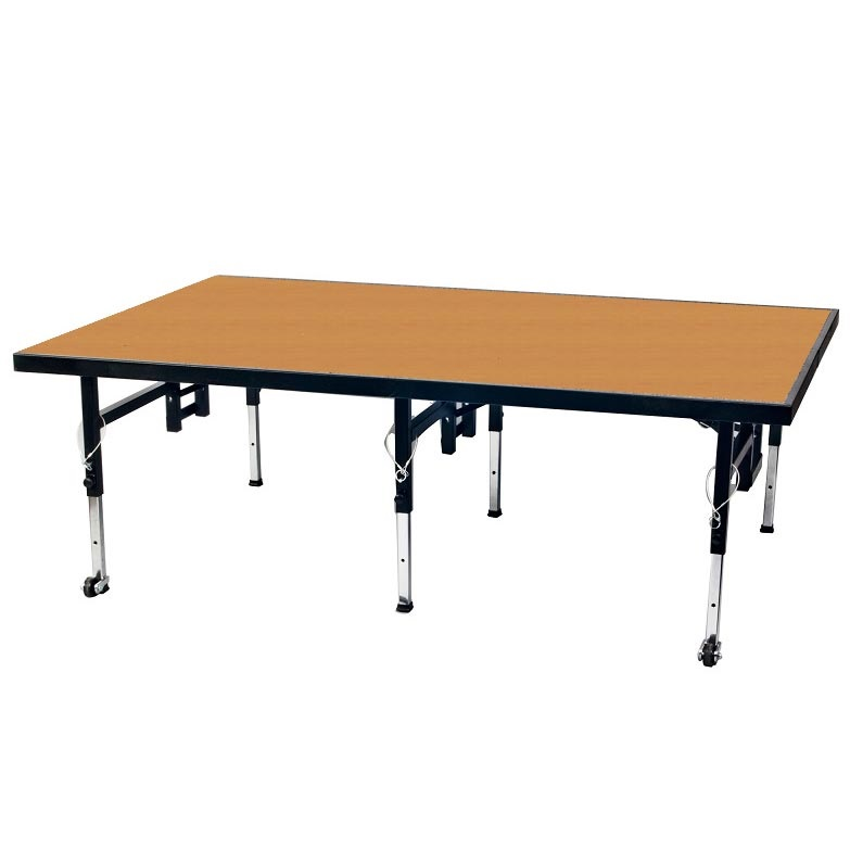sta4424-dual-height-stage-w-hardboard-surface