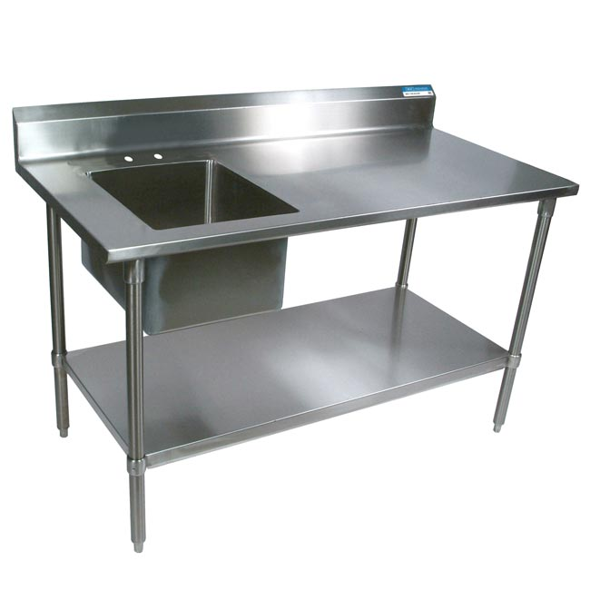 Worthington Online Catalog Industrial & Vocational Arts Furniture Culinary Arts Equipment Edit block of: Stainless Steel Prep Sinks by Shain Sort parts of: Stainless Steel Prep Sinks by Shain Stainless Steel Prep Sinks by Shain