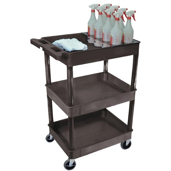 stc111h-heavy-duty-utility-cart-w-3-tub-shelves-bottle-holder