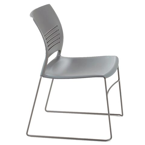 Ki Strive Stack Chair Swna Plastic Stacking Chairs