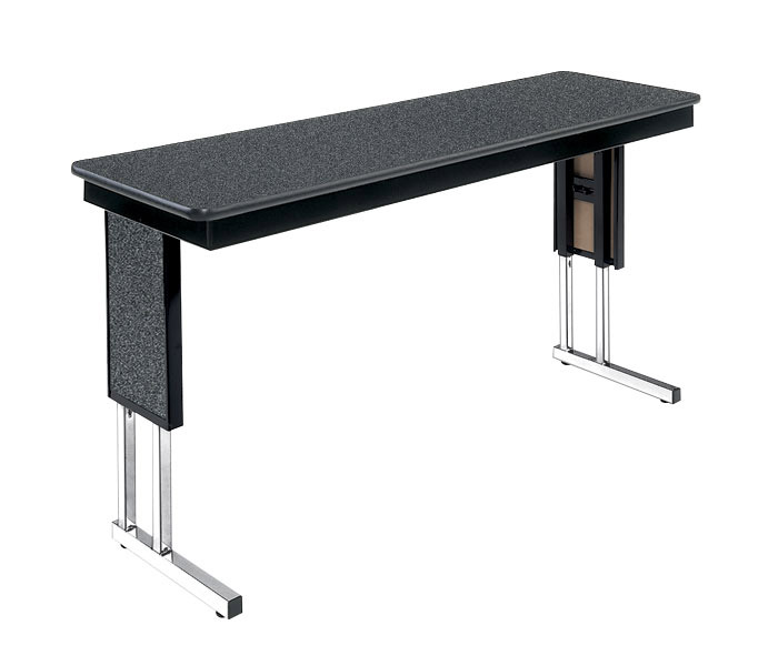 Barricks Symposium Training Table X Syjl Folding - Adjustable height training table