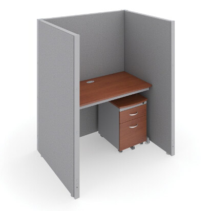 t1x16348v-rize-series-privacy-station-1x1-configuration-w-full-vinyl-63-h-panel-4-w-desk