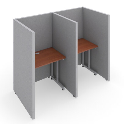 t1x26337v-rize-series-privacy-station-1x2-configuration-w-full-vinyl-63-h-panel-3-w-desk