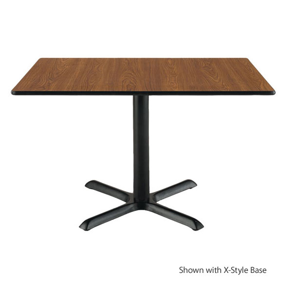 Captivating Rectangular Cafe Tables Kfi
