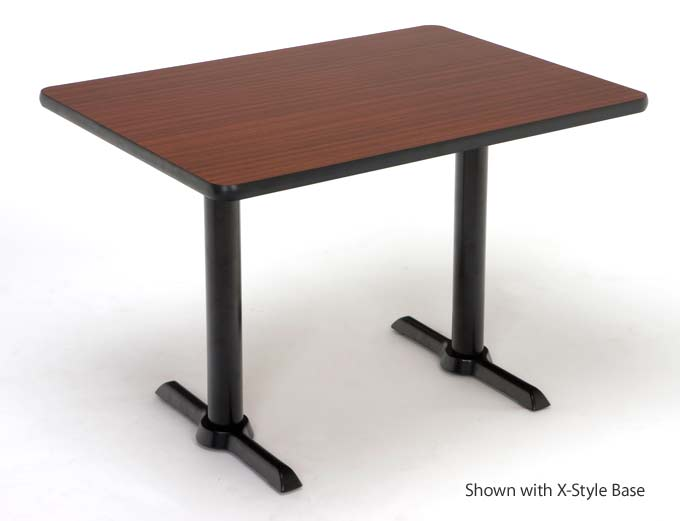 T3048 Rectangular Cafe Table 30 X 48