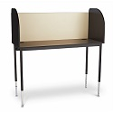 Sit-Stand Training Carrel by Smith Carrel