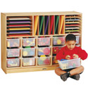 Click here for more E-Z Glide Sectional Cubbie by Jonti-Craft by Worthington