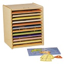 Click here for more Puzzle Case by Jonti-Craft by Worthington