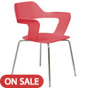 Click here for more Julep Plastic Stack Chair by KFI by Worthington