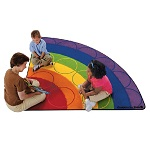 Click here for more Rainbow Rows by Carpets for Kids by Worthington