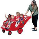 "Click here for more 4 Seat ""Bye-Bye"" Buggy by Angeles by Worthington"