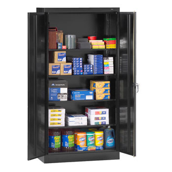 Standard Storage Cabinets by Tennsco