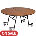 Click here for more Mobile School Cafeteria Tables by Amtab by Worthington