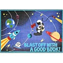Click here for more Blast Off With A Good Book Carpet by Joy Carpets by Worthington