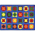 Click here for more Shapes & Activities Rugs by Worthington