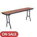 Click here for more Plywood Core Folding Seminar Tables by Amtab by Worthington