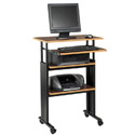 Click here for more Muv Stand-Up Height Adjustable Desk by Safco by Worthington