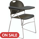 Click here for more 2100 Series Tablet Arm Chair by KFI Seating by Worthington