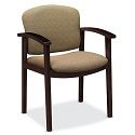 Click here for more Invitation 2110 Series Wood Guest Chairs by Hon by Worthington