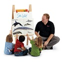 Click here for more Teachers' Easel by Jonti-Craft by Worthington